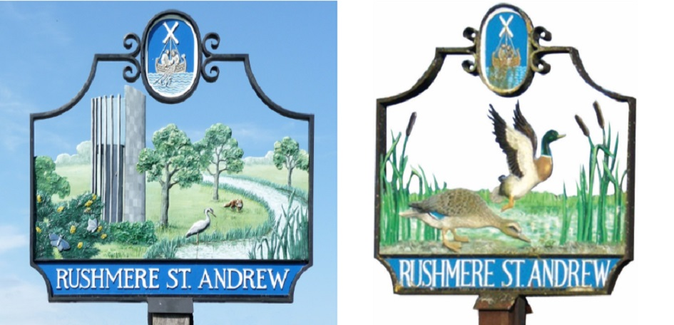 Rushmere St Andrew Parish Council